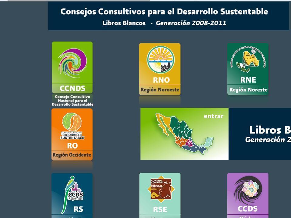 CCDS Núcleo CCDS Regionales CCDS Nacional