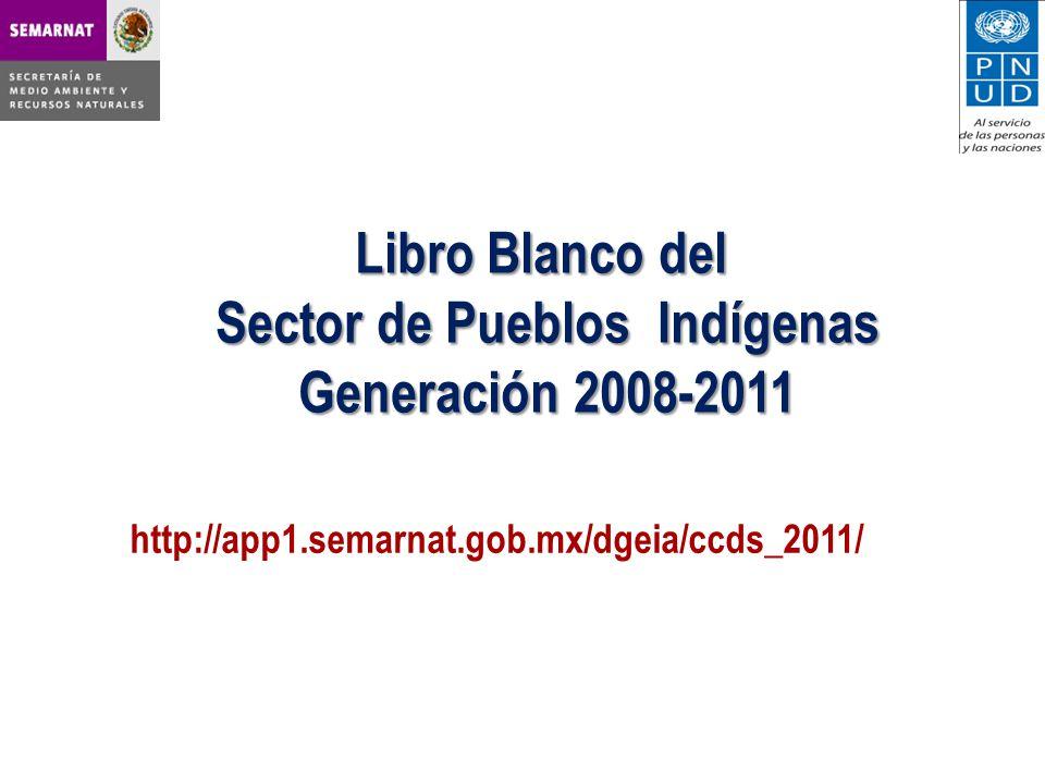 Sector de Pueblos Indígenas