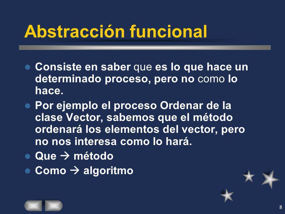 Abstracción funcional