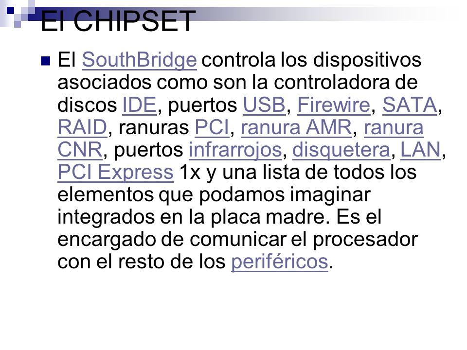El CHIPSET