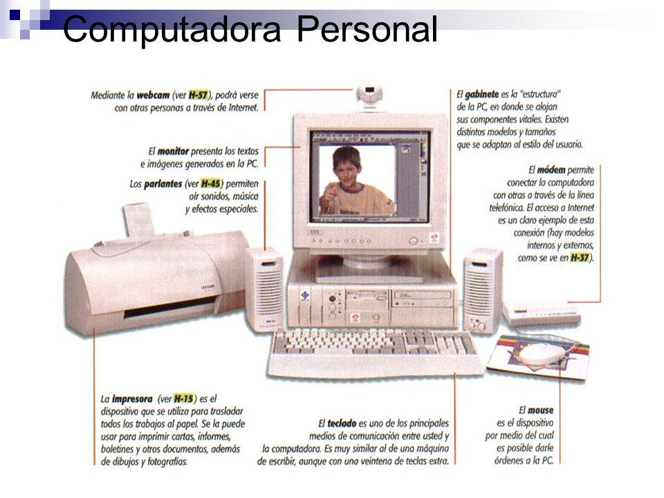 Computadora Personal