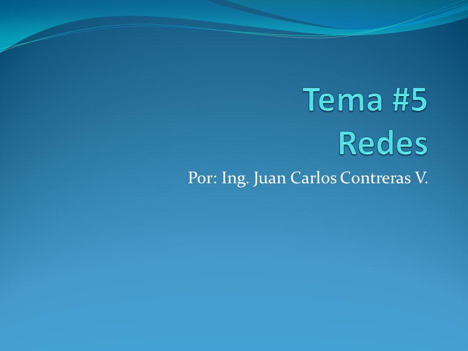 Por: Ing. Juan Carlos Contreras V.