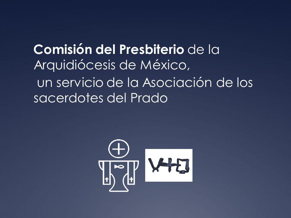 Comisión del Presbiterio de la Arquidiócesis de México,