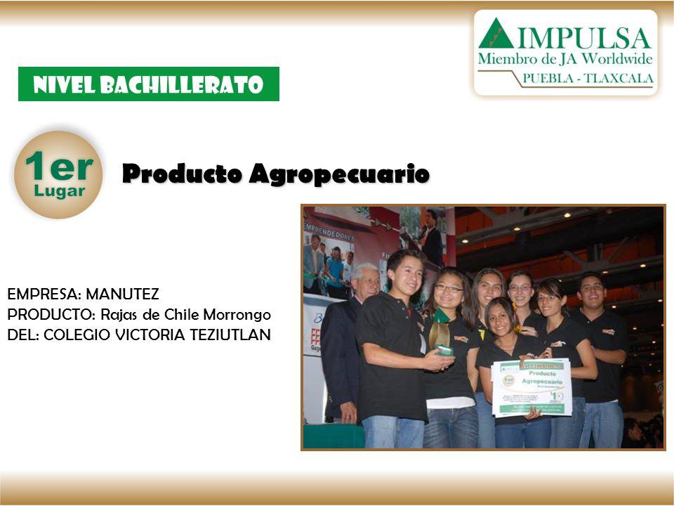 Producto Agropecuario