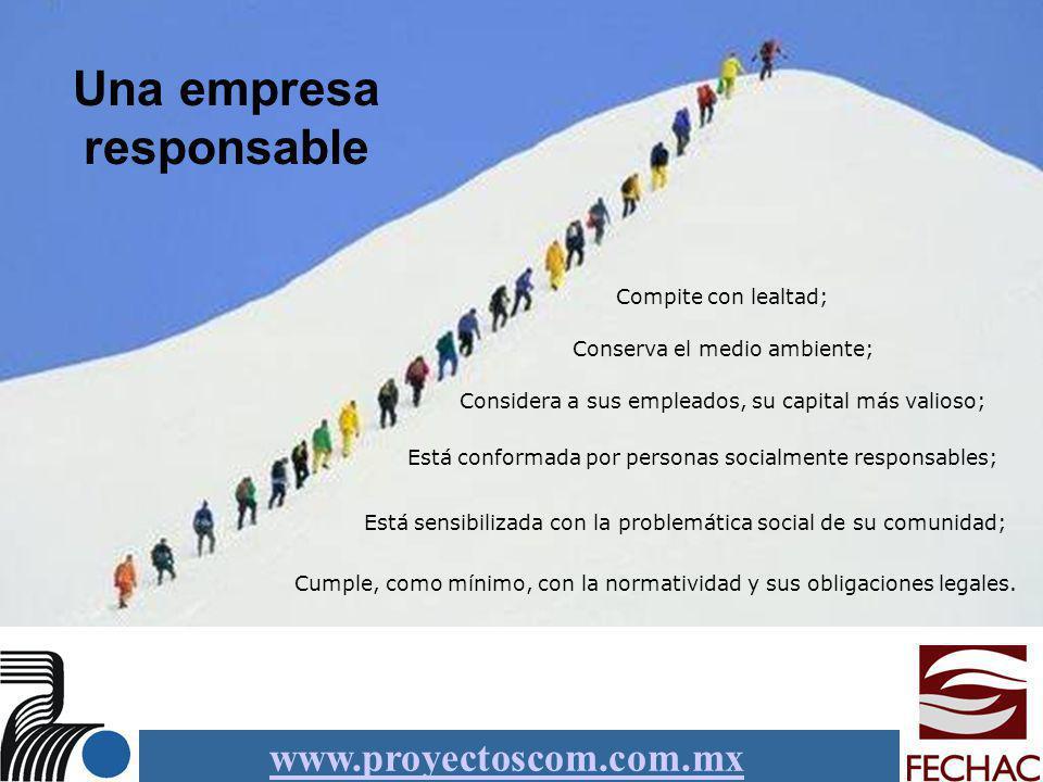 Una empresa responsable