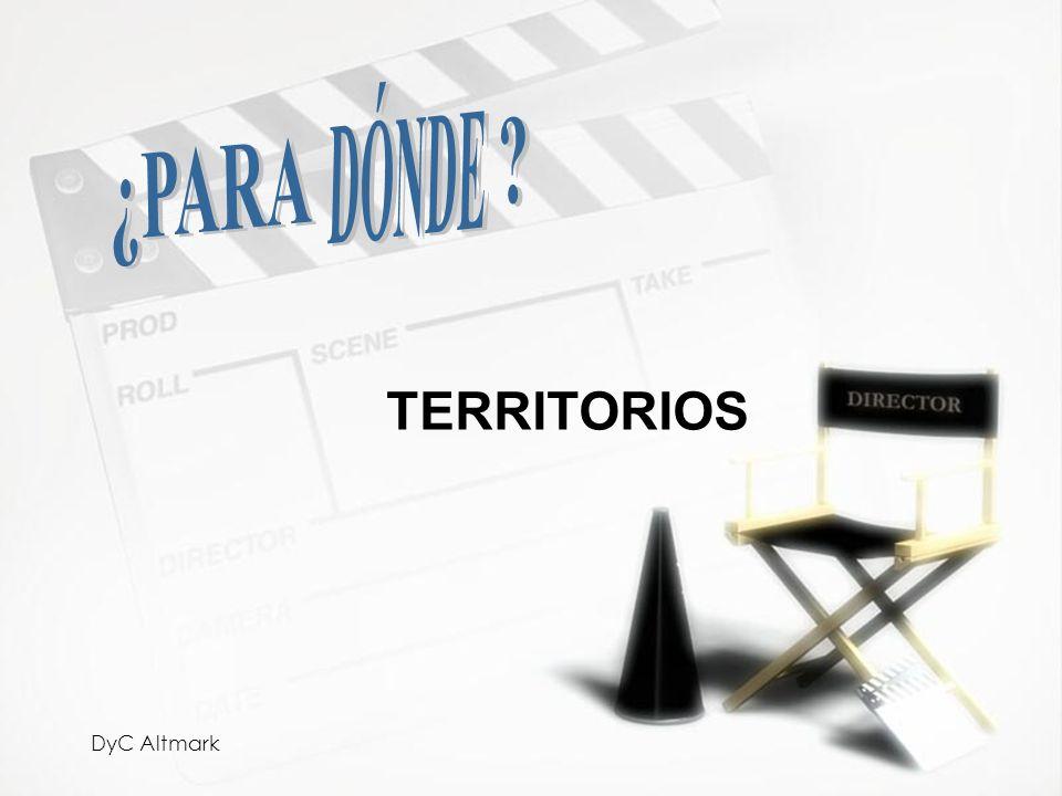 DÓNDE ¿PARA TERRITORIOS DyC Altmark