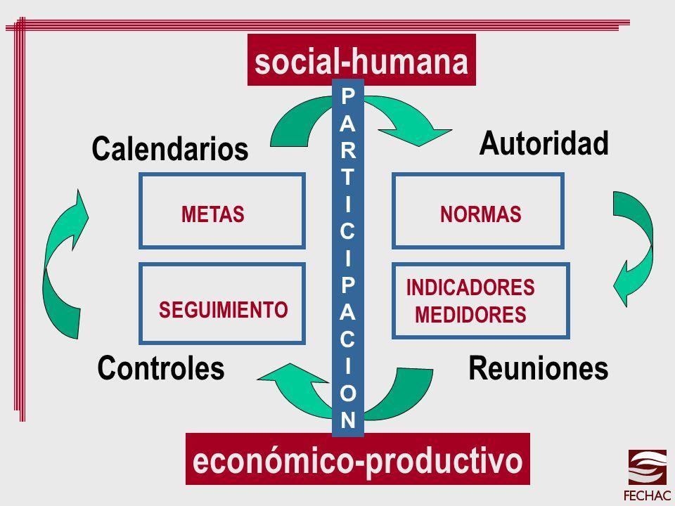 económico-productivo