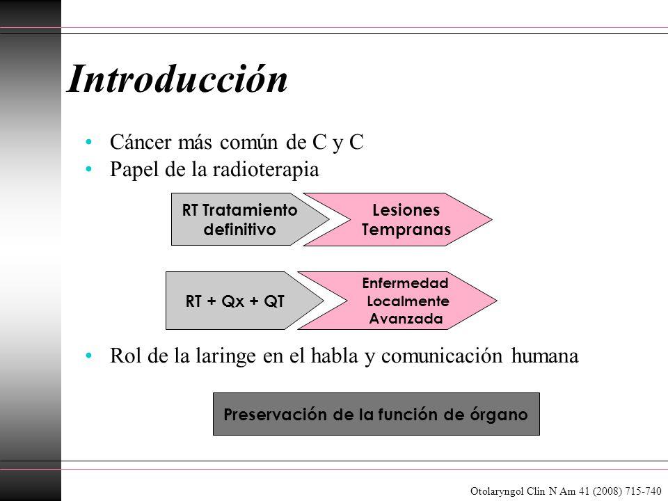 Preservación de la función de órgano