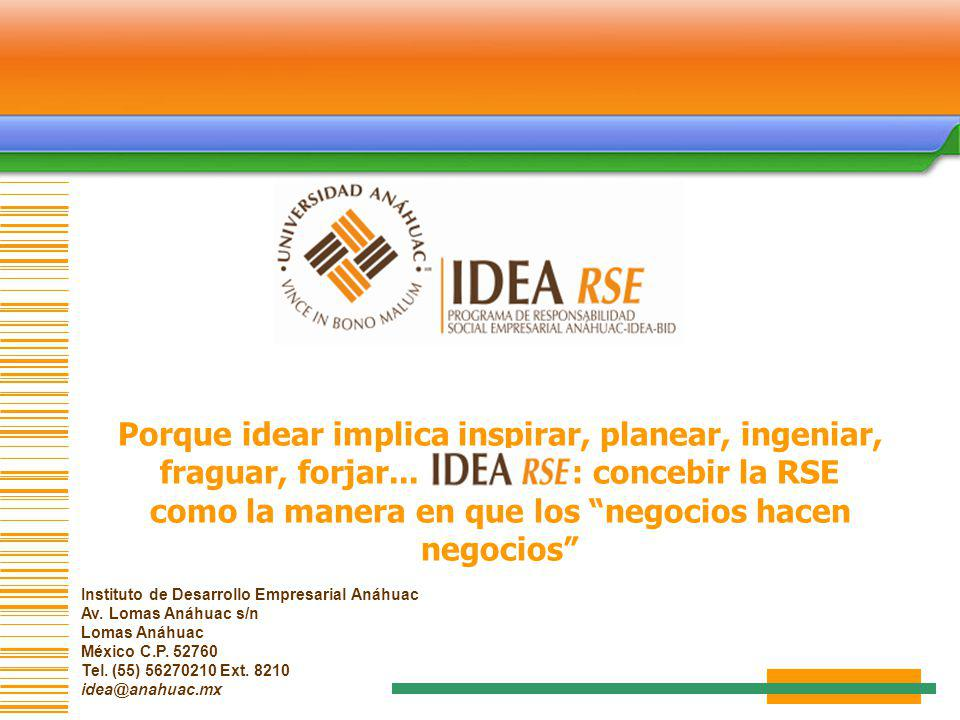 Porque idear implica inspirar, planear, ingeniar, fraguar, forjar