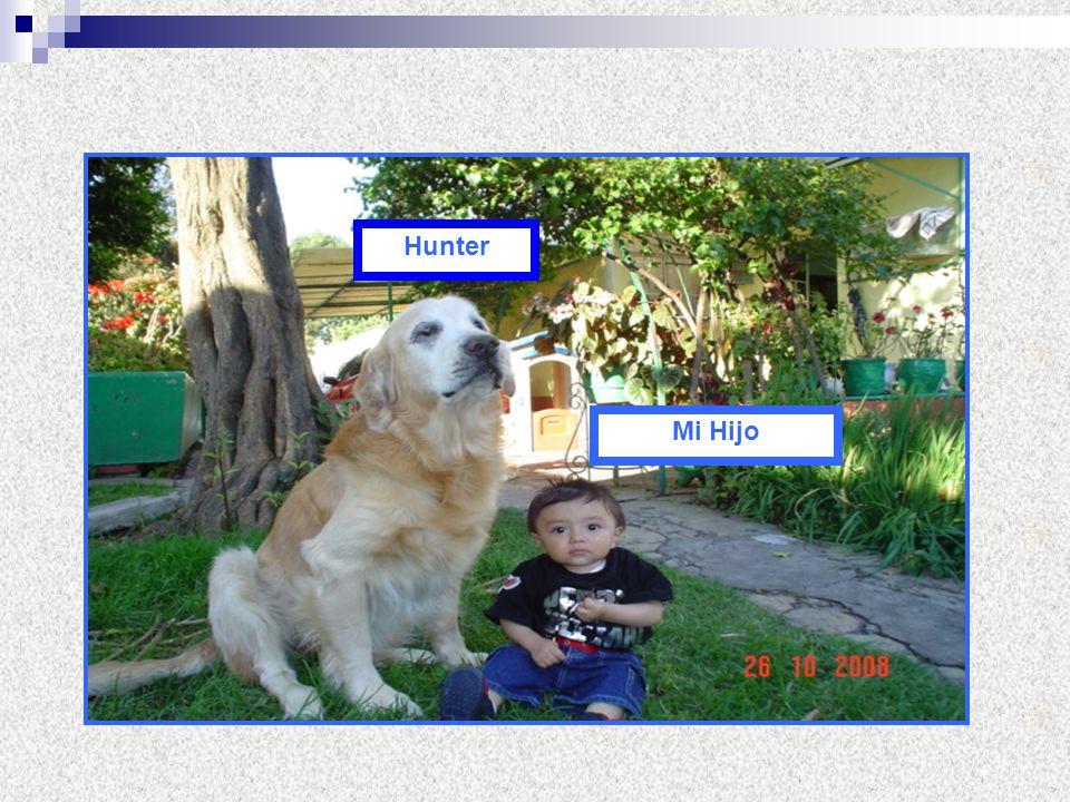 Hunter Mi Hijo