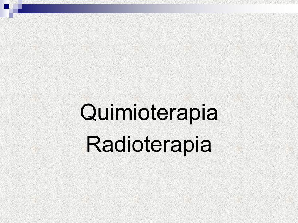 Quimioterapia Radioterapia