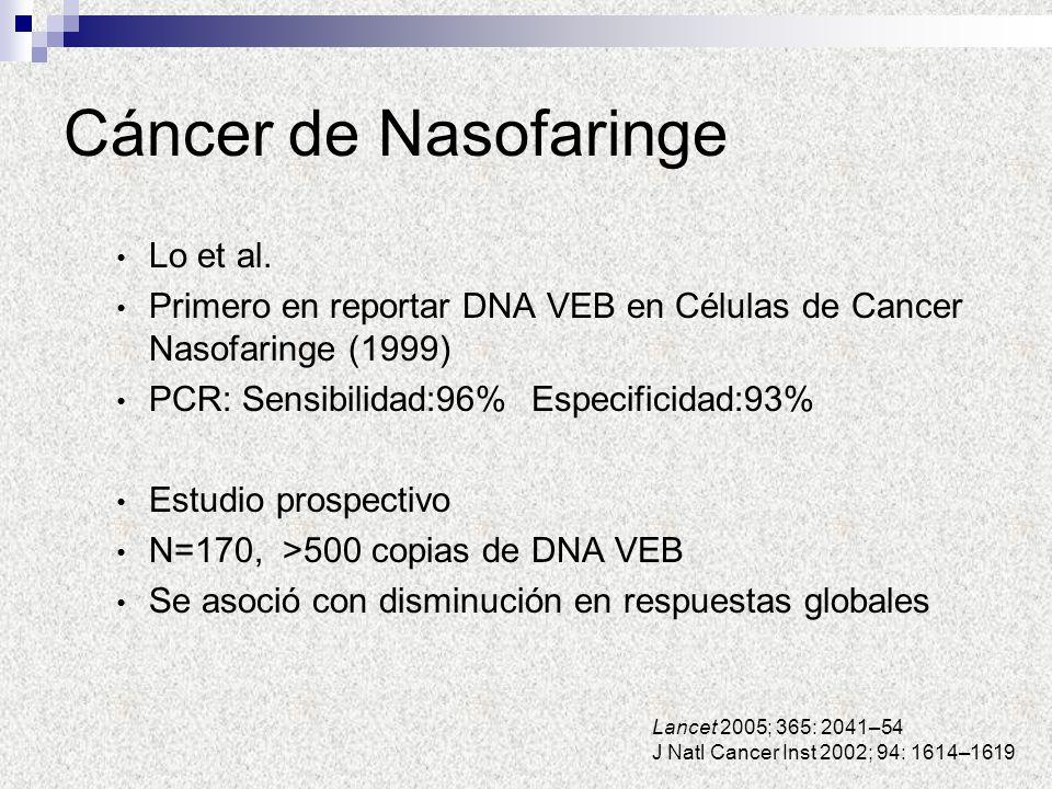 Cáncer de Nasofaringe Lo et al.