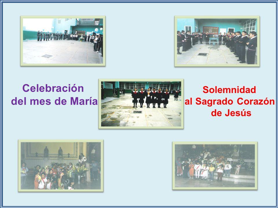 Celebración del mes de María