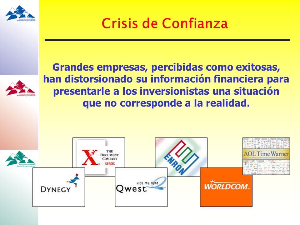 Crisis de Confianza