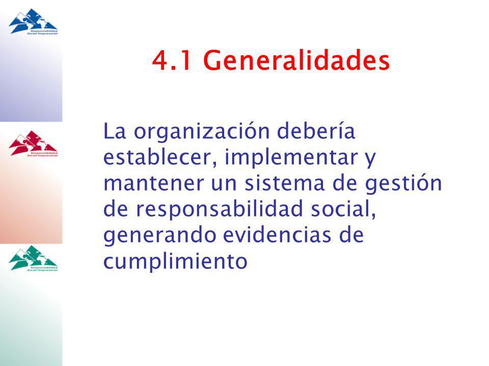 4.1 Generalidades