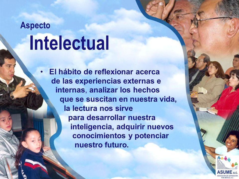Aspecto Intelectual.