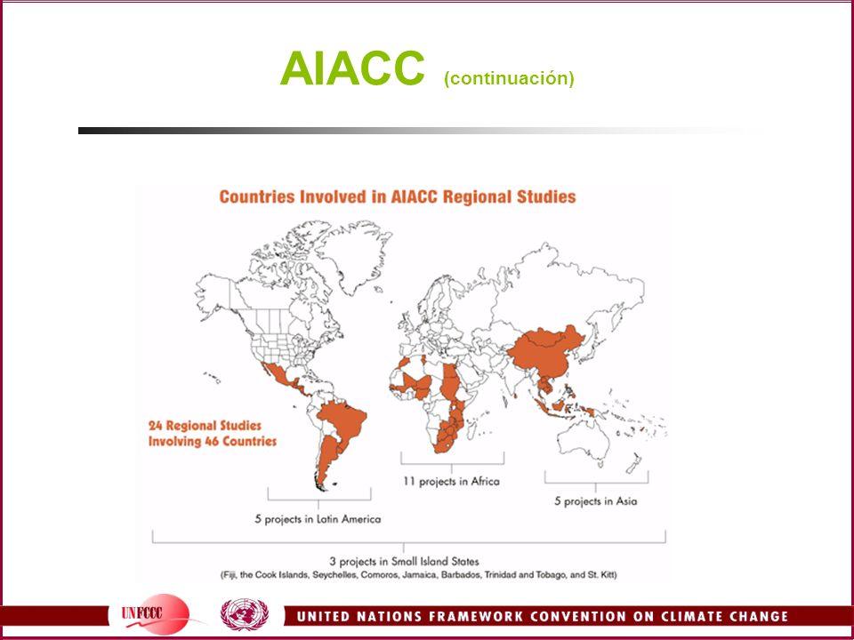 AIACC (continuación)