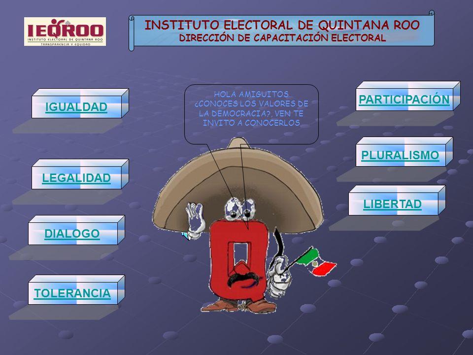 INSTITUTO ELECTORAL DE QUINTANA ROO
