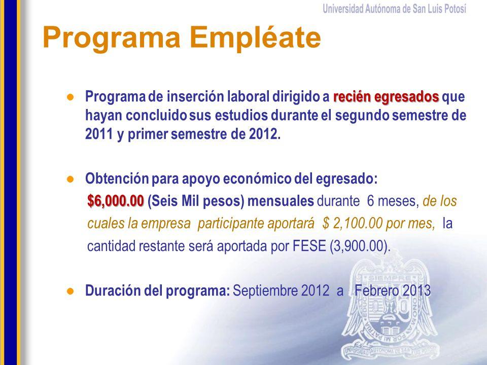 Programa Empléate