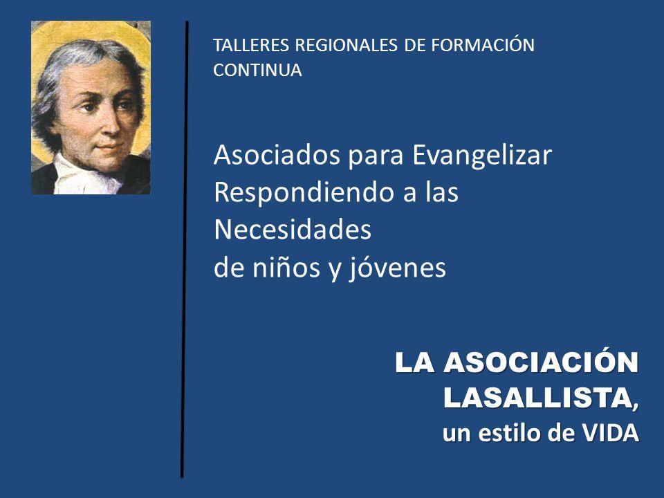 Asociados para Evangelizar Respondiendo a las Necesidades