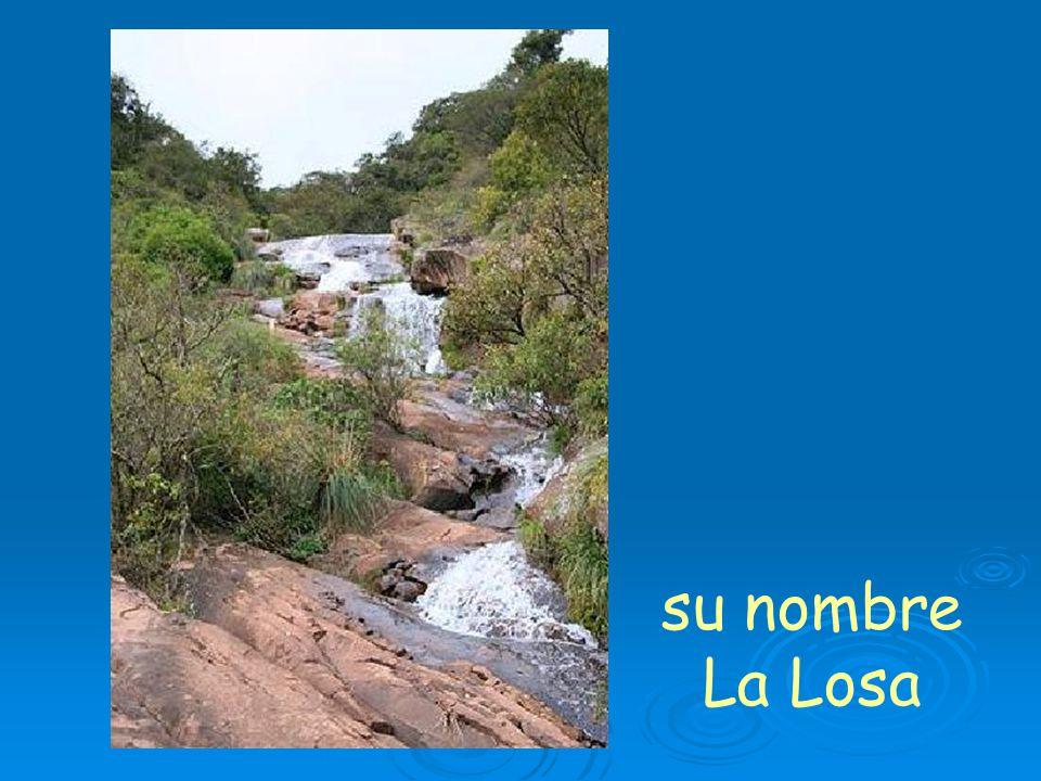 su nombre La Losa