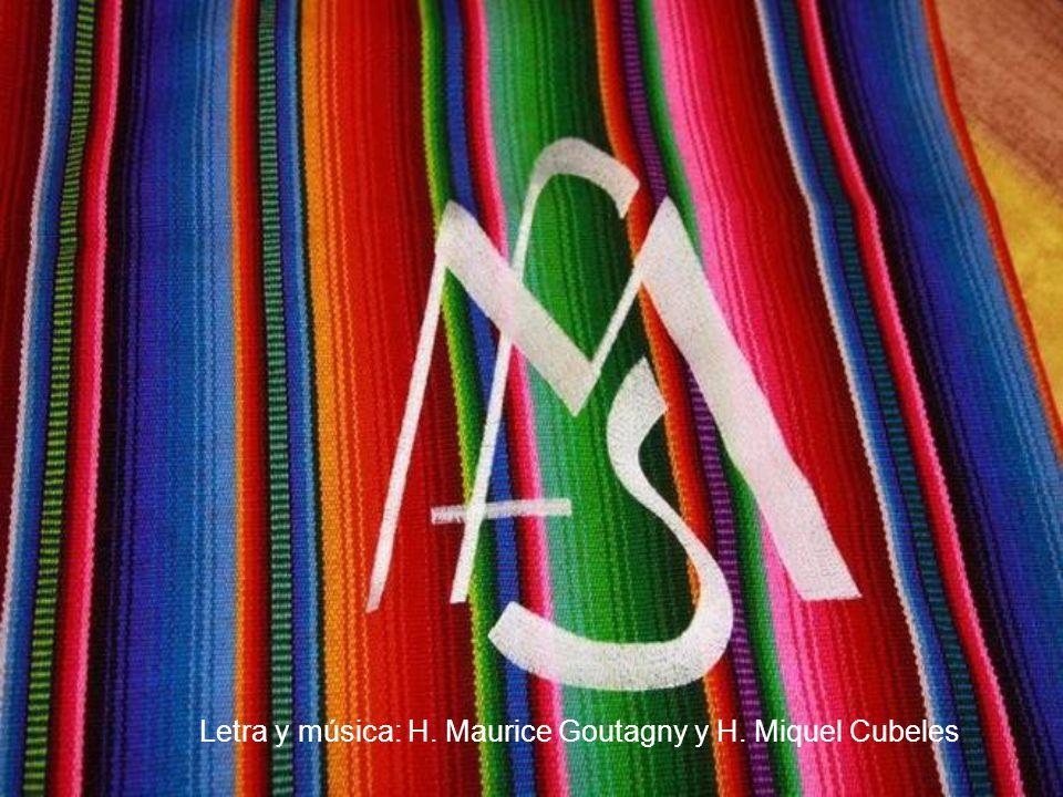 Letra y música: H. Maurice Goutagny y H. Miquel Cubeles