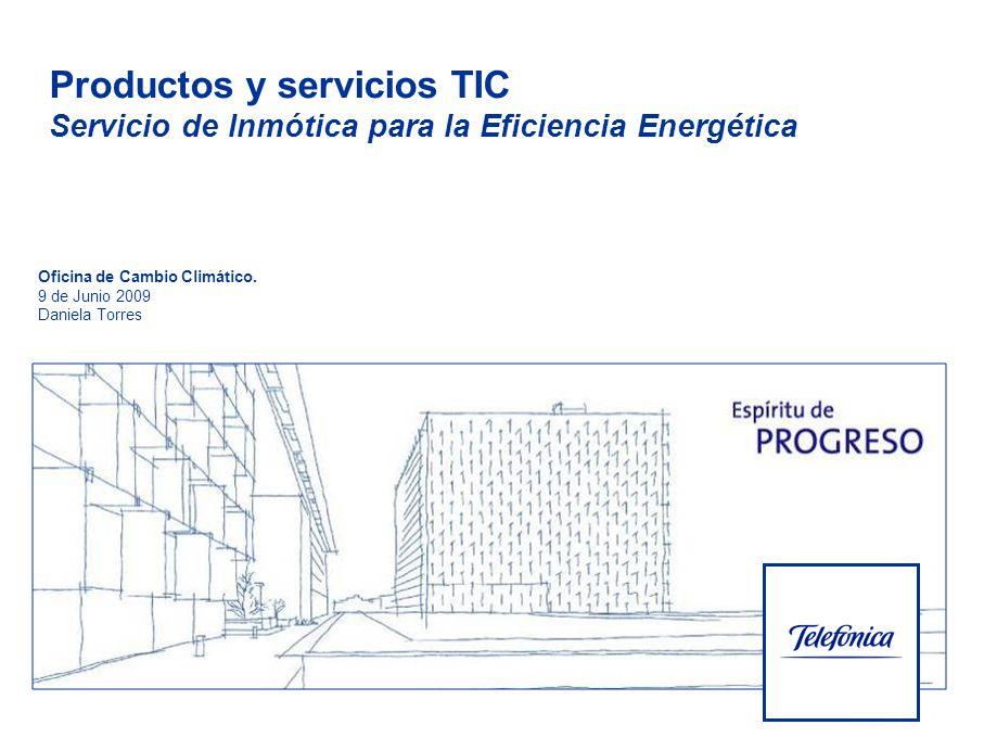 Productos y servicios TIC