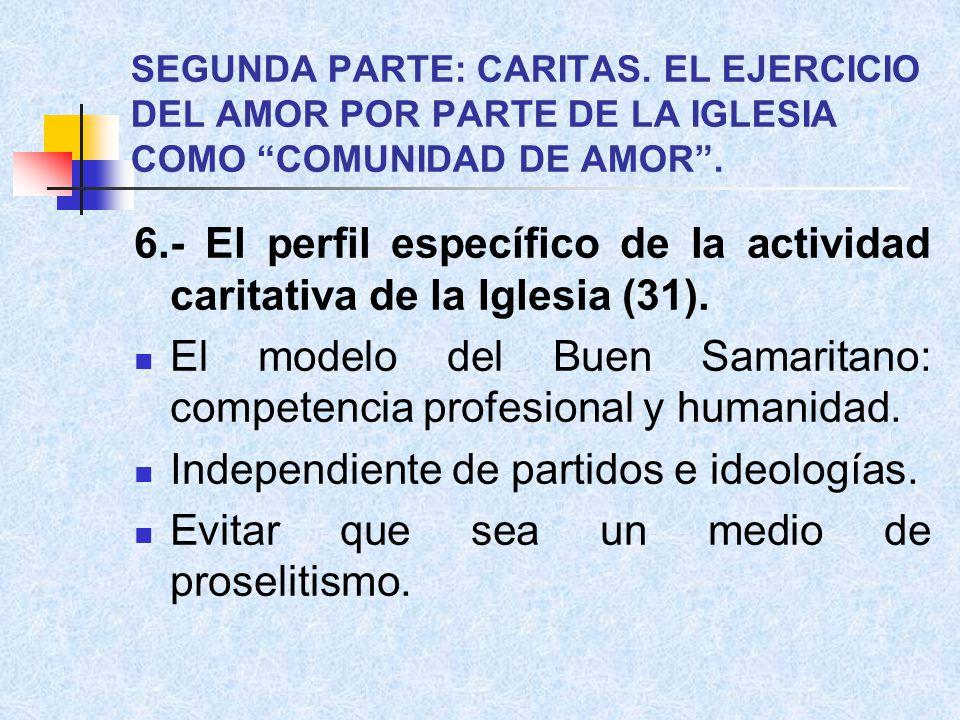 El modelo del Buen Samaritano: competencia profesional y humanidad.