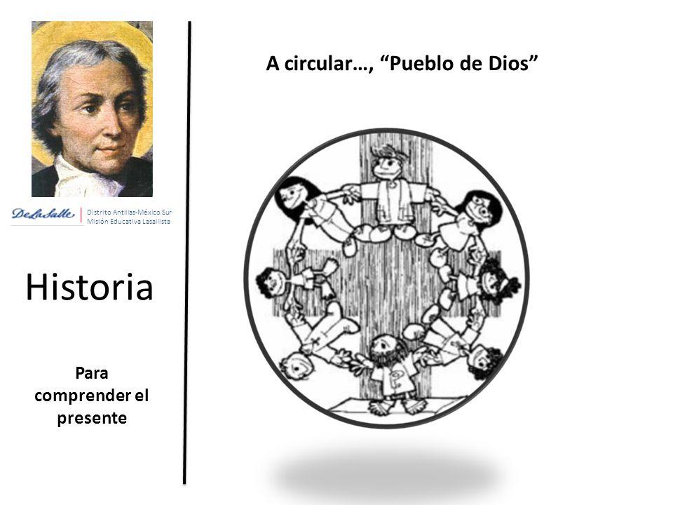 A circular…, Pueblo de Dios Para comprender el presente