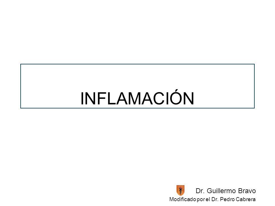 Dr. Guillermo Bravo Modificado por el Dr. Pedro Cabrera