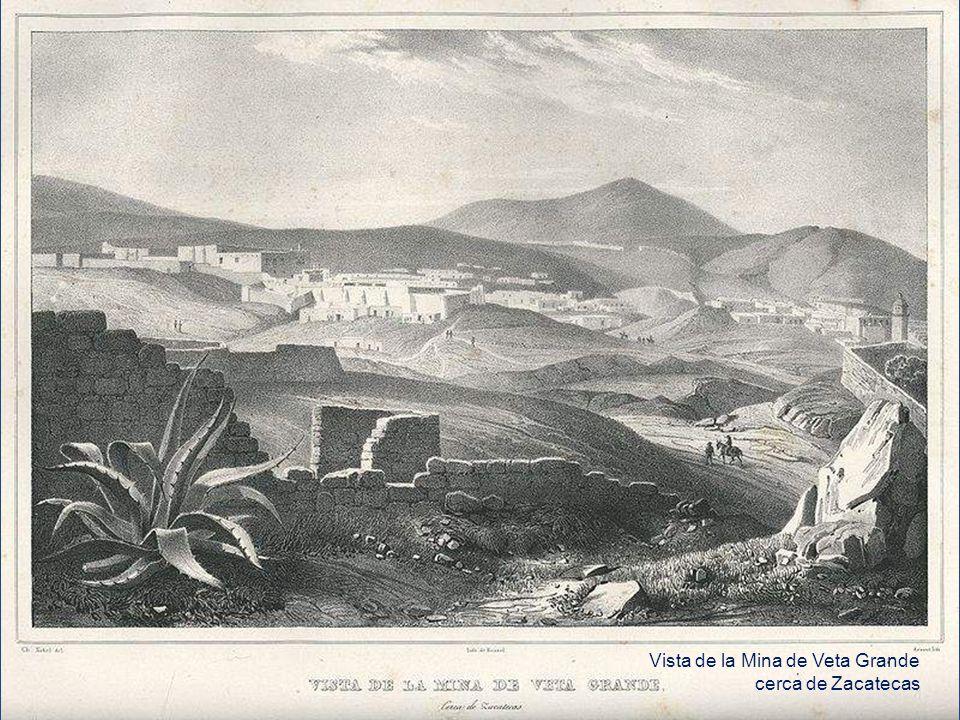 Vista de la Mina de Veta Grande