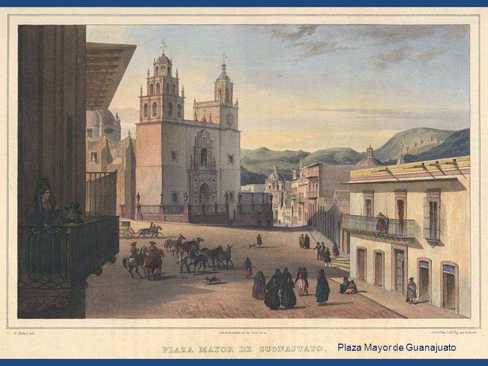 Plaza Mayor de Guanajuato