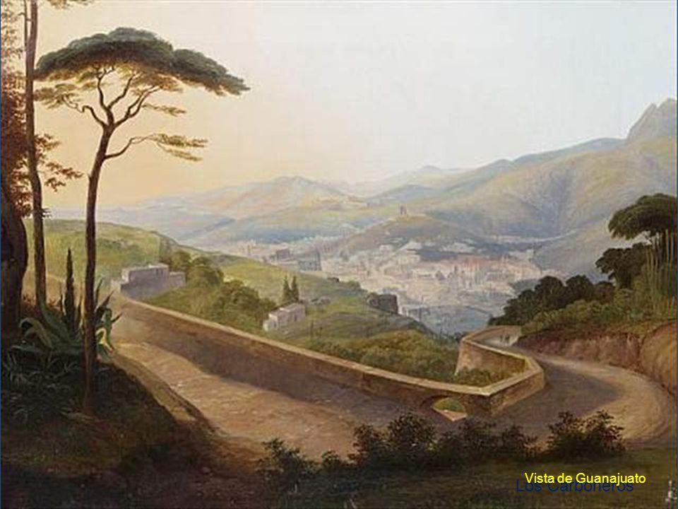 Vista de Guanajuato Los Carboneros
