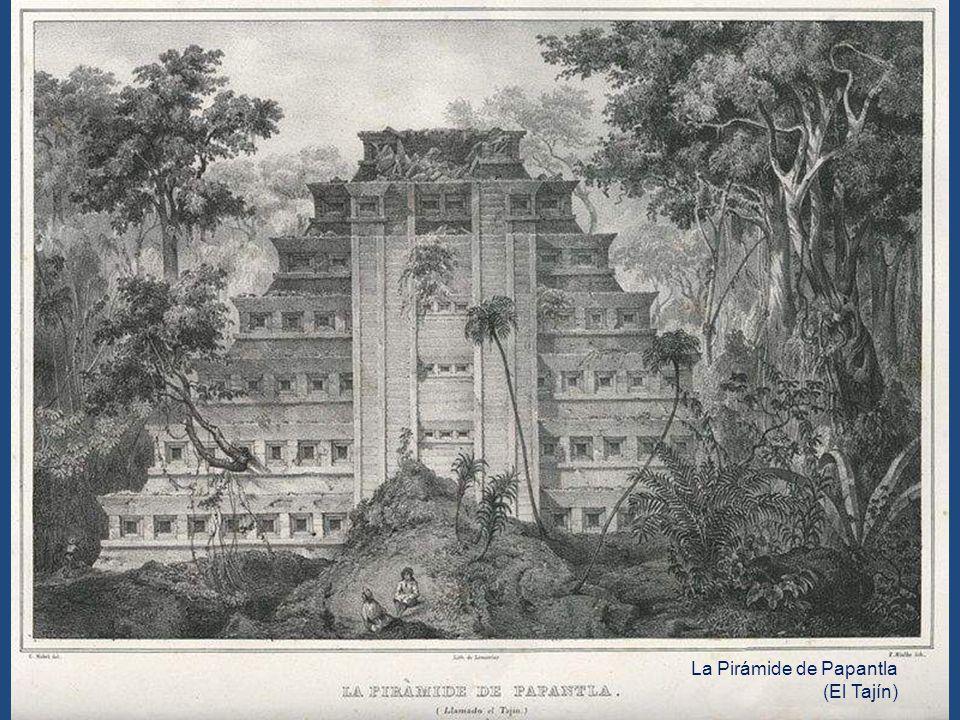 La Pirámide de Papantla