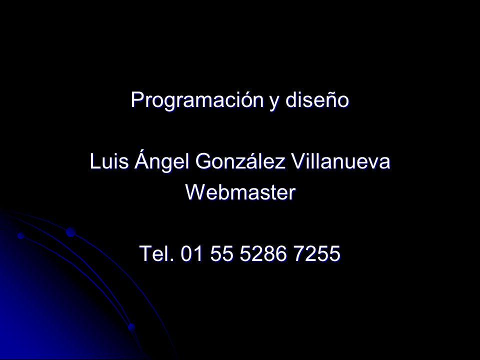 Luis Ángel González Villanueva