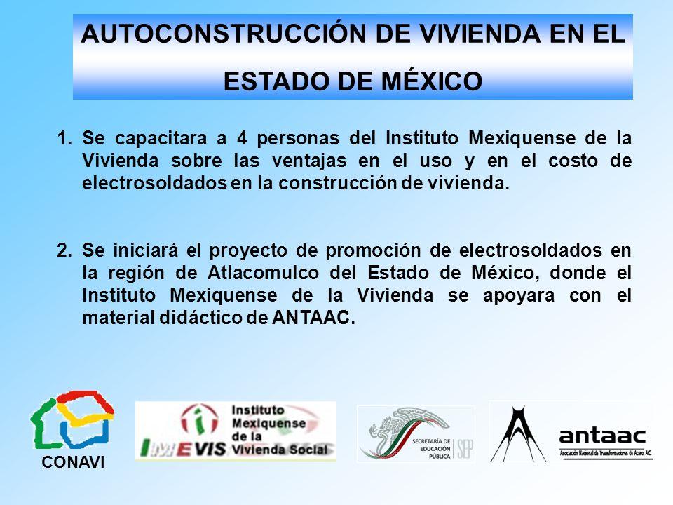 AUTOCONSTRUCCIÓN DE VIVIENDA EN EL
