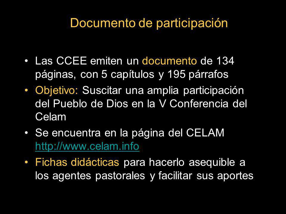 Documento de participación