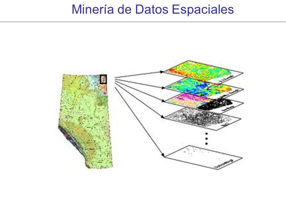 Minería de Datos Espaciales