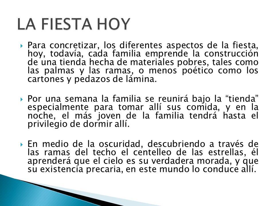 LA FIESTA HOY