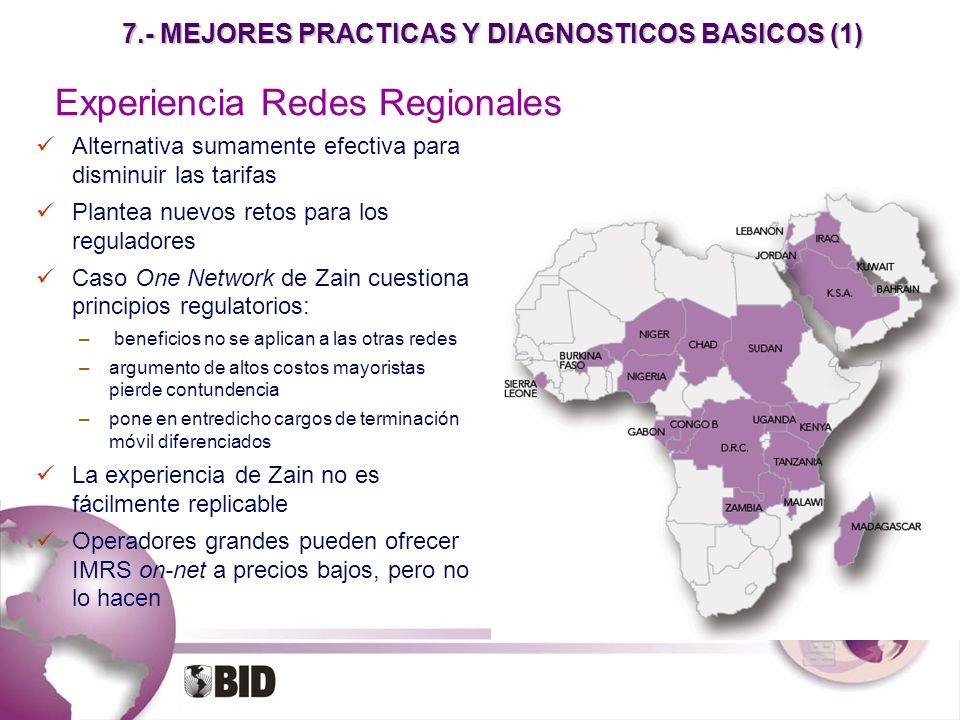 7.- MEJORES PRACTICAS Y DIAGNOSTICOS BASICOS (1)