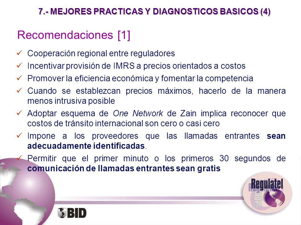 7.- MEJORES PRACTICAS Y DIAGNOSTICOS BASICOS (4)
