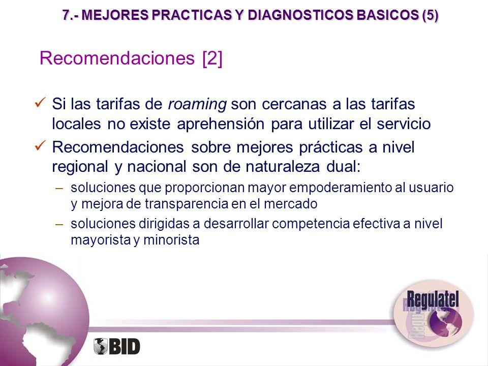 7.- MEJORES PRACTICAS Y DIAGNOSTICOS BASICOS (5)