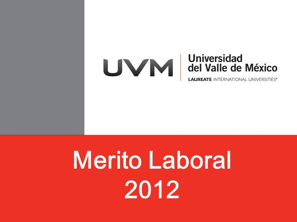 Merito Laboral 2012
