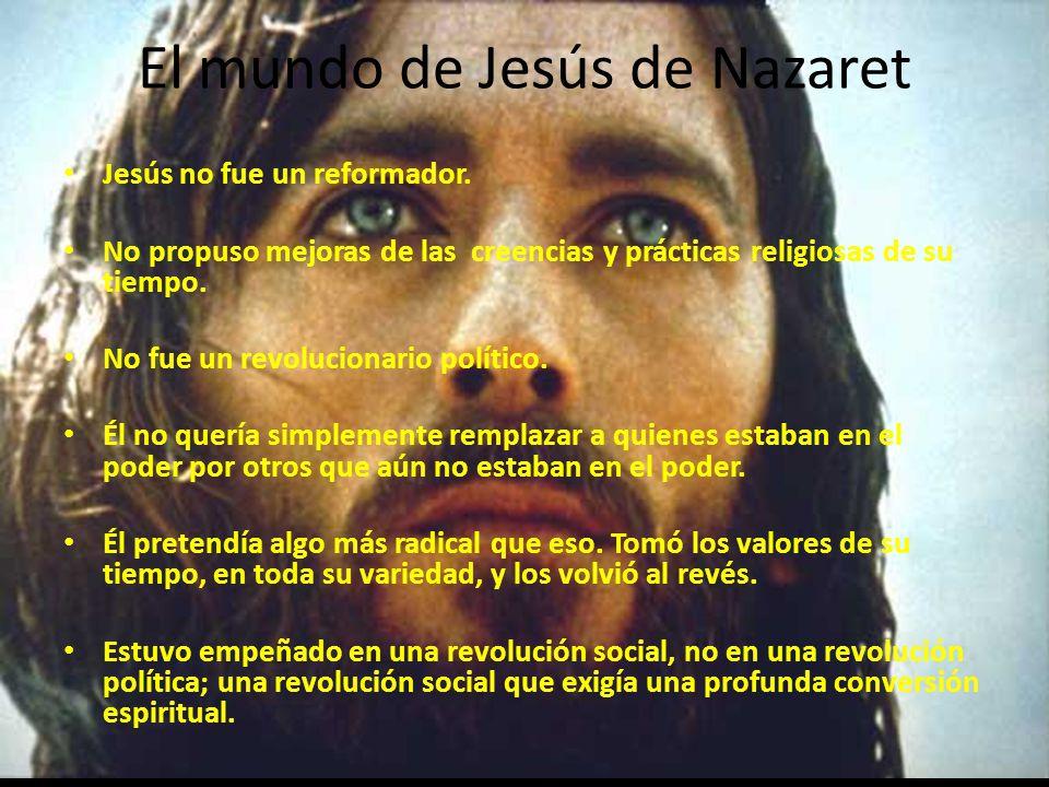El mundo de Jesús de Nazaret