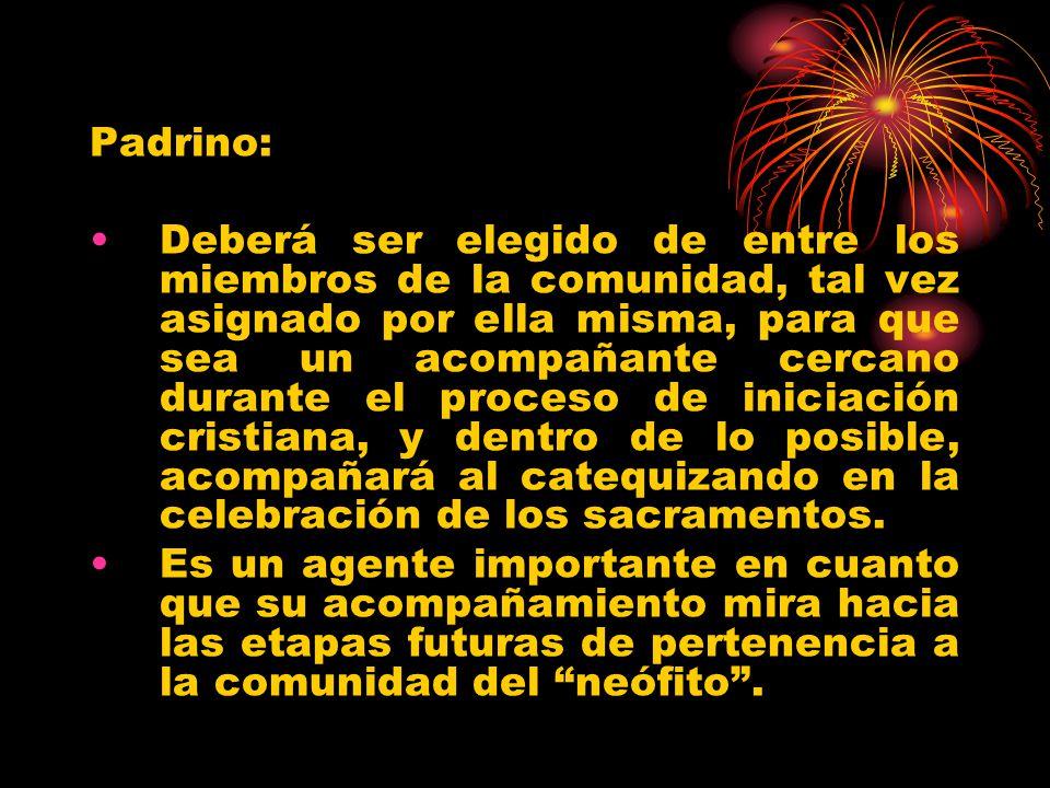 Padrino: