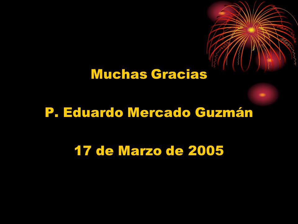 P. Eduardo Mercado Guzmán
