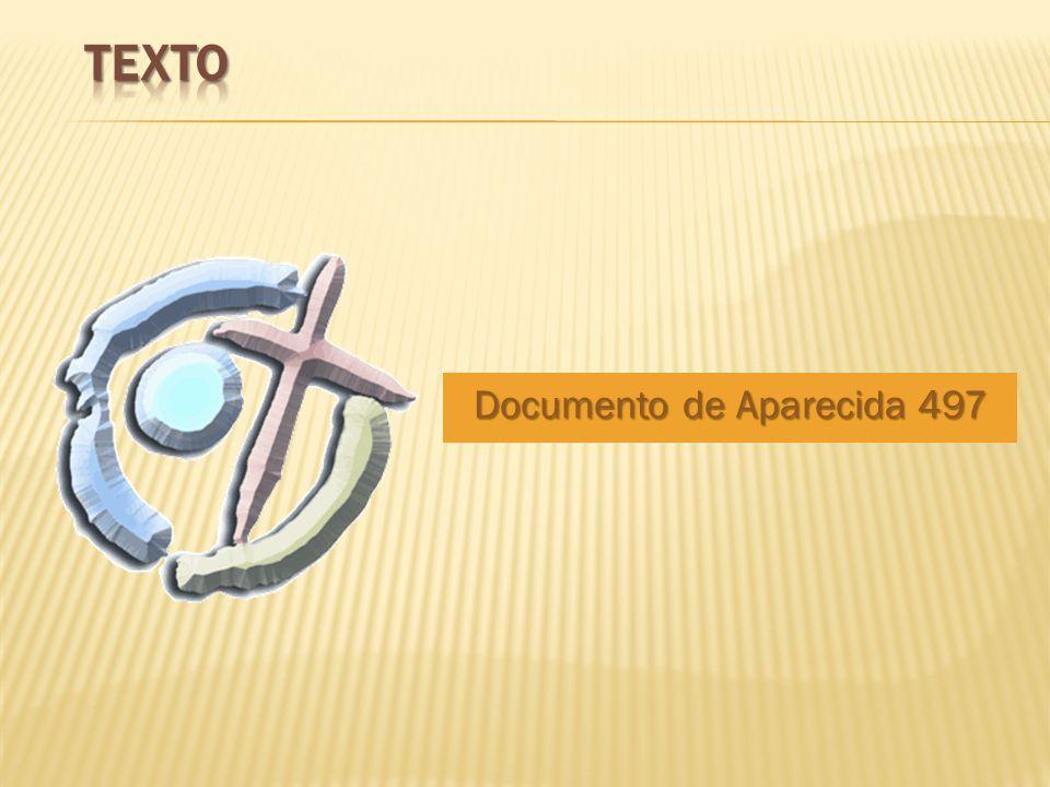 Documento de Aparecida 497