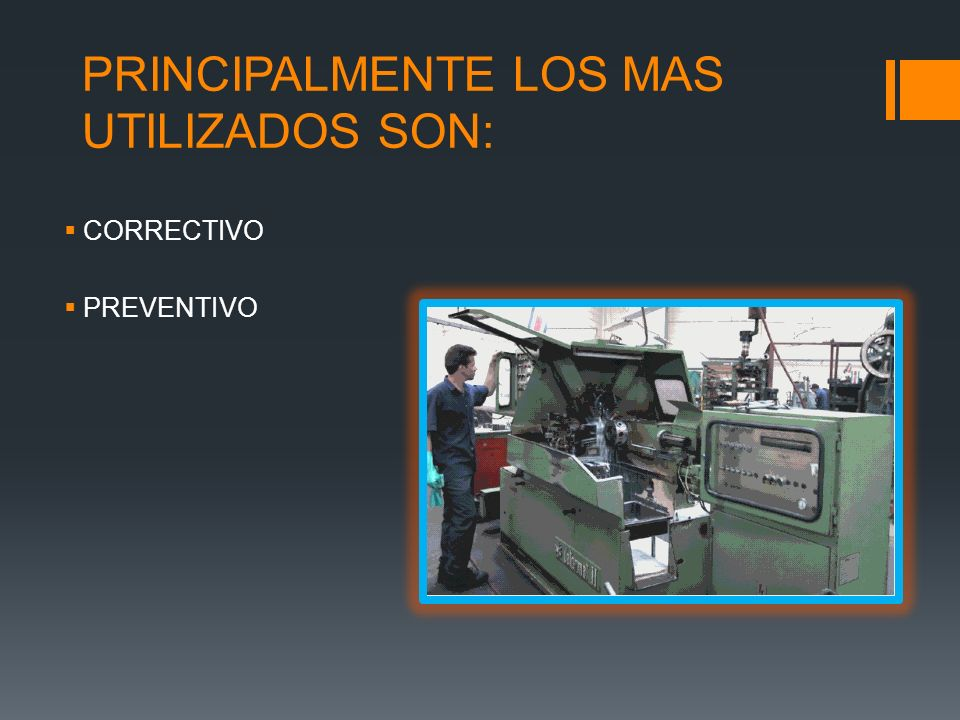 PRINCIPALMENTE LOS MAS UTILIZADOS SON: