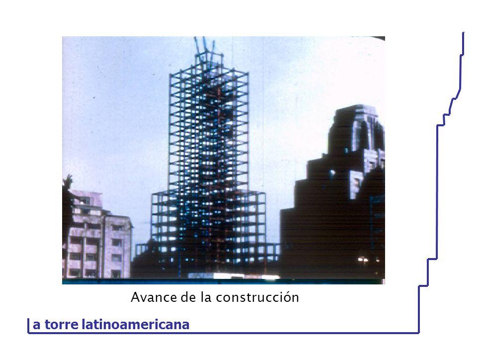 a torre latinoamericana