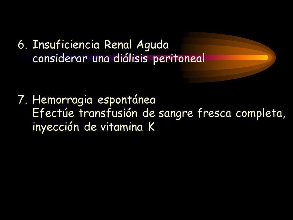 6. Insuficiencia Renal Aguda